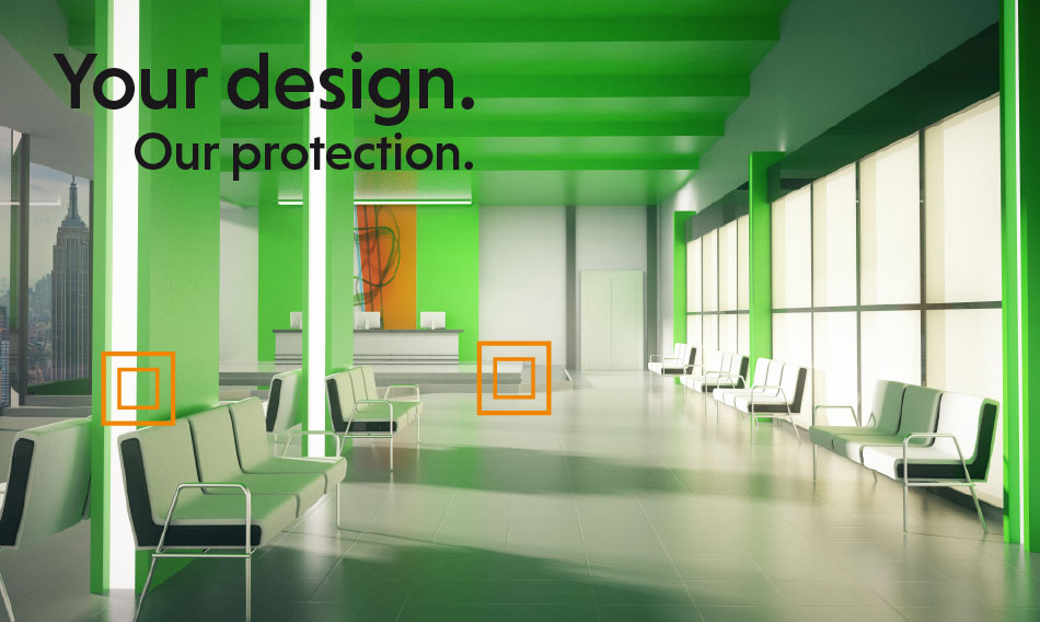 Your design. Our protection.